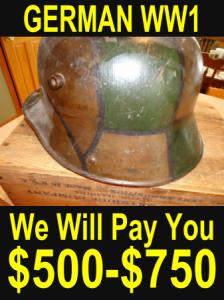 German Helmet Buyers.