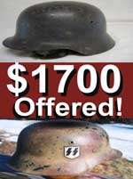 prices for German Helmets